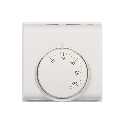 Temperature Instruments - Mechanical 6a 220v Room Thermostat Temperature Controller Thermoregulator And Floor Gas Boiler - Instruments Temperature Temperature Instruments Boiler Thermostat ()