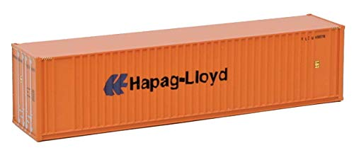 Intermodal Container - Walthers, Inc. Lloyd Hi Cube Ribbed Side Container, 40'