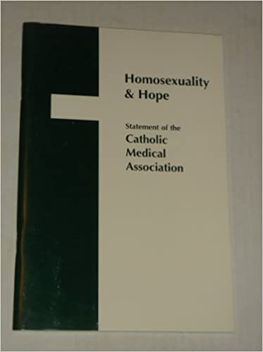 Catholic medical association homosexuality