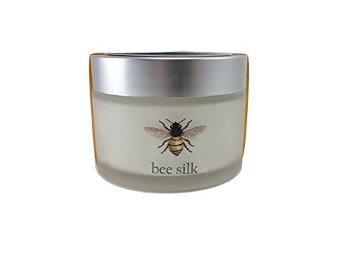 Beeline Natural Bee Silk Deep Moisturizing Facial Cream with Beeswax and Honey