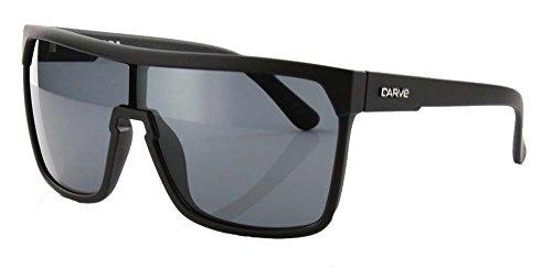 Carve Designs Eyewear La Ropa Matte Black With Polarized ...