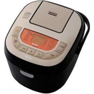 アイリスオーヤマ マイコン式炊飯器 銘柄炊き (1升炊き) ブラック KRC-MB10-B 家電 キッチン家電 炊飯器 14067381 [並行輸入品] B07SLLCTL2