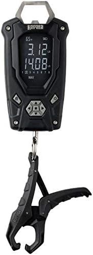 Rapala RHCDS50 High Contrast Digital Scale,Black, 50 lbs, Multi, One Size