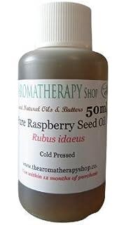 The Aromatherapy Shop Aceite de semilla de frambuesa puro / Prensada en frío - 50ml