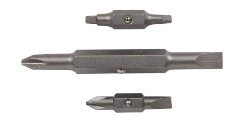 Greenlee Replacement - Greenlee - 9 In 1 Screwdriver Replacement Bits (9953-15)
