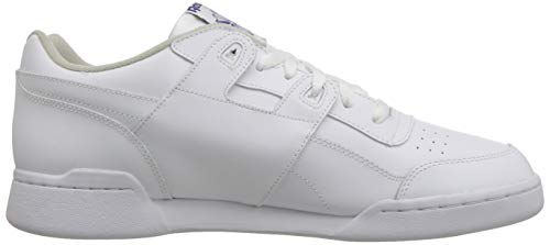 Zapatillas white royal Workout Hombre Deporte Reebok Plus De Blanco Para gZnw1Ox