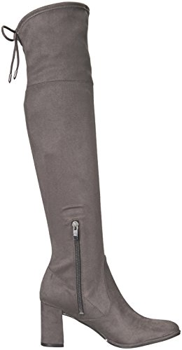 Knee Women's Fisher Grey The Over Lencon Marc Boot Oz1dRWnqX