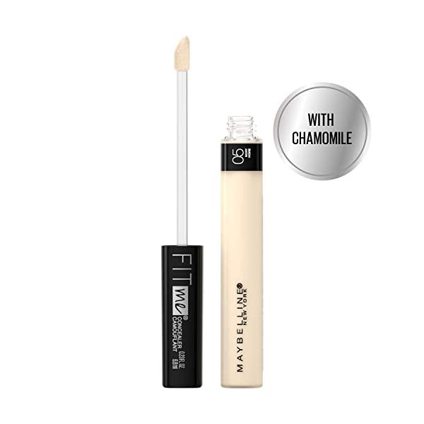 Maybelline New York Fit Me Liquid Concealer Makeup, Natural Coverage