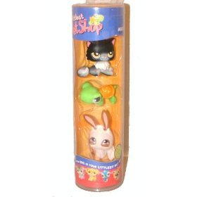 Littlest Pet Shop Halloween Theme 1 -