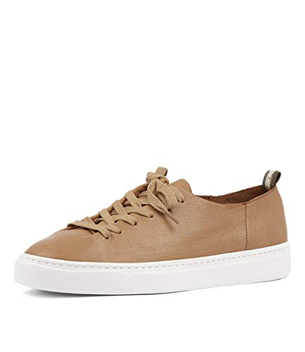 Sneakers Leather ORPHIC Womens Tan White MOLLINI Shoes Casuals qztURR