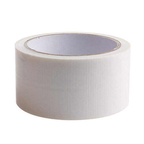 mexud-10m-x-50mm-waterproof-sticky-adhesive-cloth-duct-tape-roll-craft-repair-8-color-white