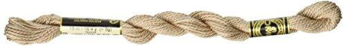 842 Three Light - DMC 115 3-842 Pearl Cotton Thread, Light Beige Brown