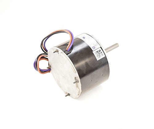 Goodman 0131M00429S Goodman 1-Speed Condenser Fan Motor, 208 / 230 Volts, 1/4 Hp, 1,075 (0.25 Hp Fan Motor)