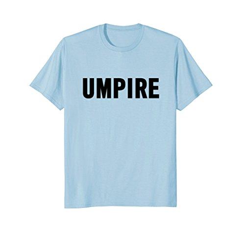 Umpire Shirt for Baseball, Umpire Tshirt, Softball -