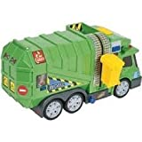 Fast Lane Lights and Sounds 6 inch - Garbage Truck ToysRUs Exclusive