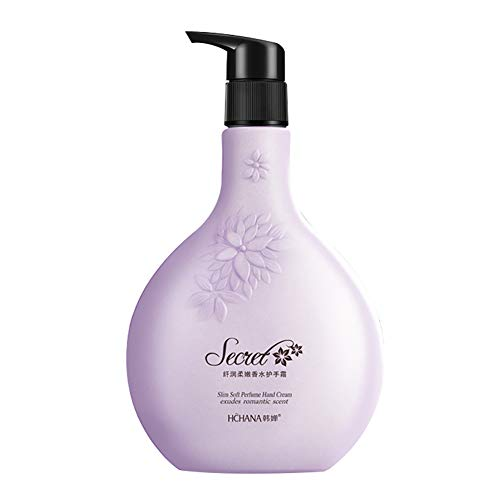 gLoaSublim 250g Moisturizing Hydrating Hand Cream Nourishing Anti Drying Aging Skin Care Purple