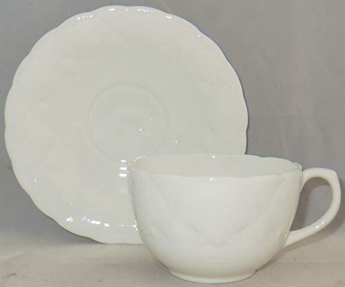 Coalport Oceanside Flat Cup & Saucer Set
