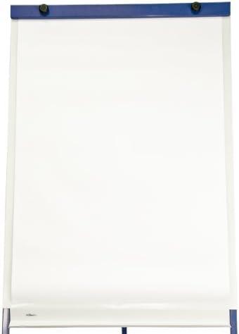 Office Line Flip-Chart-Block, 80 g, Format: 67,5 98 cm, 20 Blatt, blanco, 5 Stück im Karton, Art.Nr.: 770001