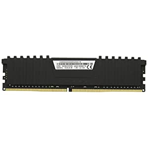 CORSAIR Vengeance LPX 64GB (2 x 32GB) DDR4 3200 (PC4-25600) C16 1.35V Desktop Memory - Black