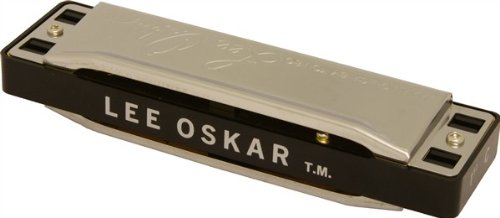 Lee Oskar Harmonica, Key of G, Major Diatonic
