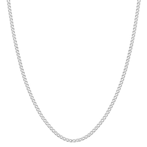 Sterling Silver 1 2mm Baby Chain product image