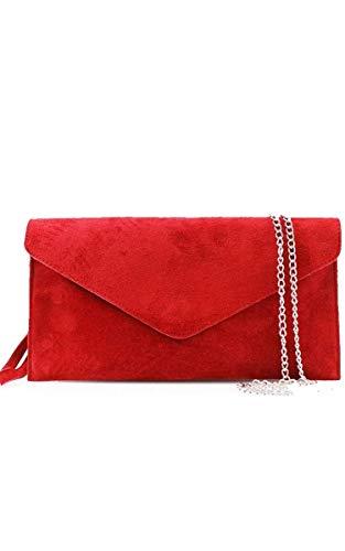 Pochette Red COLOURS femme pour GENESIS 0nxYw5qZx