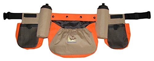 Upland Gear Quail N Dove Caddy Tan & Blaze