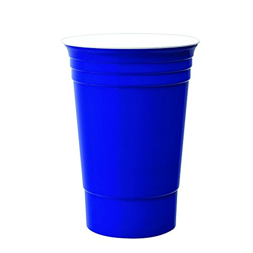 16 Oz. Double Wall Party Cup - 200 Quantity - $2.50 Each - PROMOTIONAL PRODUCT / BULK / BRANDED with YOUR LOGO / CUSTOMIZED by Sunrise Identity (Image #2)