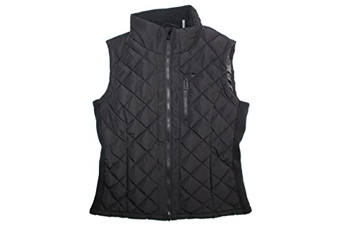 Andrew Marc Ladies Quilted Cement