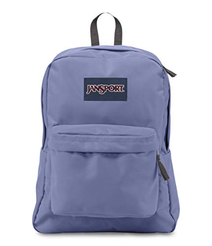 JanSport Superbreak Backpack - Bleached Denim - Classic, Ultralight