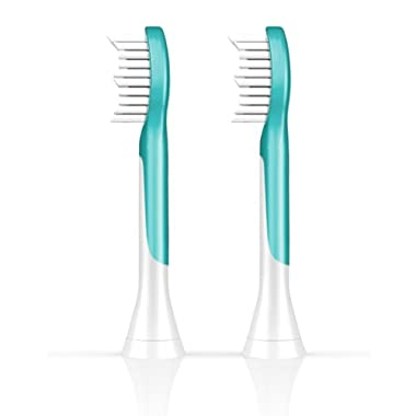 Philips Sonicare HX6042 2 Piece Kids Brush Head, Standard