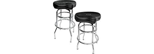 ROC-N-SOC Tower Saddle Seat Stool Black ()