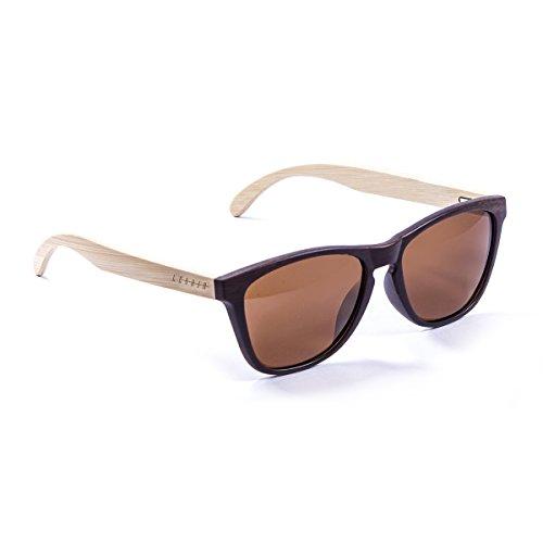 Lenoir Eyewear LE57000.2 Lunette de Soleil Mixte Adulte, Marron