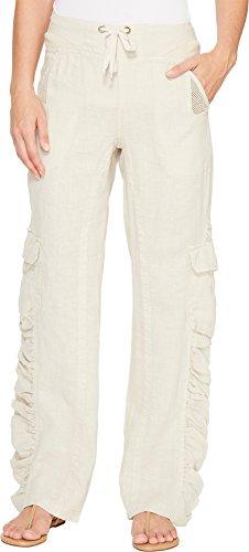 Ruched Cotton Pants - 2