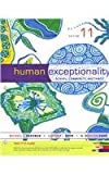 Cengage Advantage Books: Human Exceptionality, Hardman, Michael L. and Drew, Clifford J., 1133964370