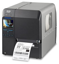"Sato CL408NX PRINTER Industrial 4"" Thermal Transfer Printer 203dpi"