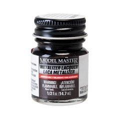 Burnt Iron Non Buffing Metalizer Enamel Paint .5oz Bottle