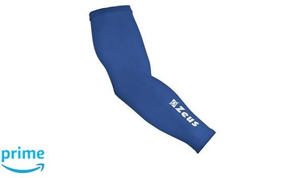 Manguitos deportivos Zeus manga brazo protección deportiva para Baloncesto Voleibol Tenis Ciclismo Fútbol: Amazon.es: Deportes y aire libre