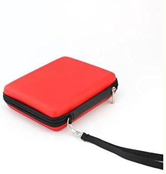 Estuche Bolso Bolsa Con Cordón para Consola Nintendo 2DS - Rojo: Amazon.es: Videojuegos