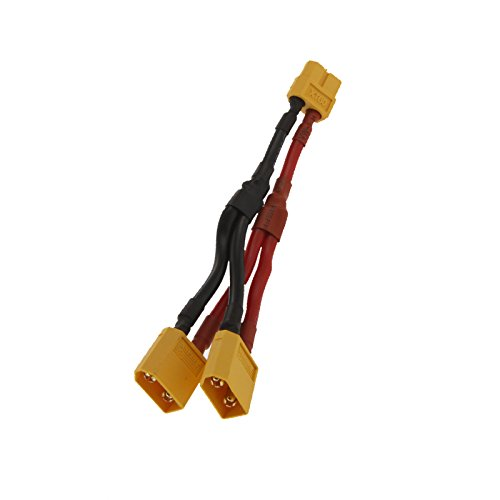 dual battery deans connector - 7