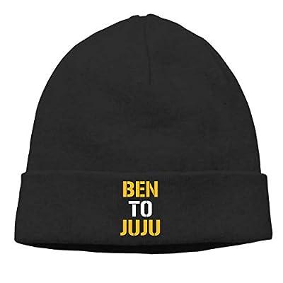 Men's Winter Warm Beanie Hats Pittsburgh Ben to Juju Slouchy Beanie for Women