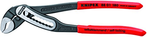 Knipex 8801180 7-Inch Alligator Pliers