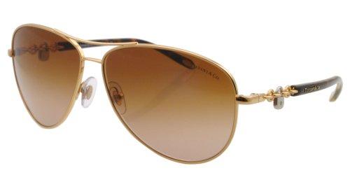Tiffany Sunglasses 3034 Gold Blue product image