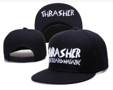 98d00aaba17 Amazon.com  Thrasher Fashion Man s Unisex Snapback adjustable ...