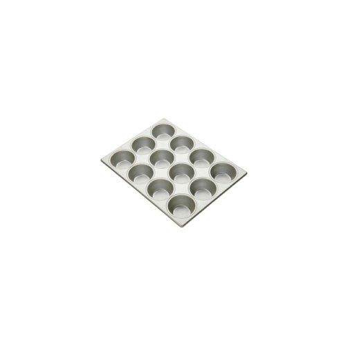 mmercial Bakeware 15 Count 3-11/16-Inch Pecan Roll Pan (Pecan Roll Pan)