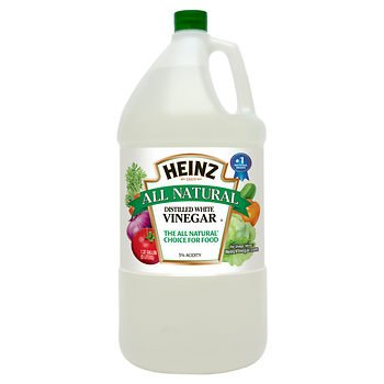 Heinz Distilled White Vinegar, (169 oz.) x2 AS
