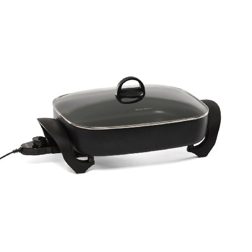 Gas Tilt Skillet (West Bend 72215 Electric Extra-Deep Oblong 12-by-14.5-Inch Nonstick Skillet)