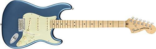 Fender American Performer Stratocaster - Satin Lake Placid Blue w/Maple Fingerboard ()