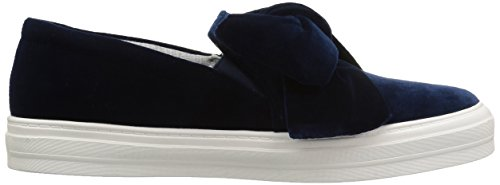 Nine West Damen Onosha Stoff Fashion Sneaker Navy Samt