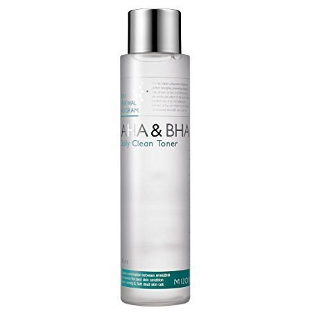 Price comparison product image MIZON Aha & Bha Daily Clean Toner, 5.07 Fluid Ounce